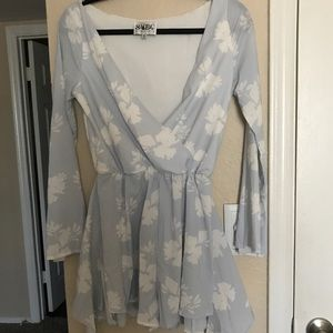 Dress/romper from saboskirt, never worn in XS